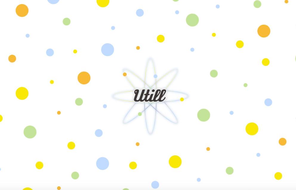 株式会社ユーティルのホームページ